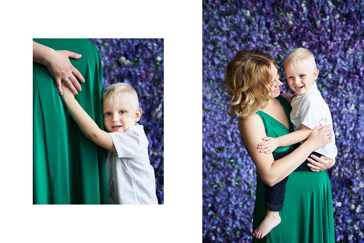 фотосессия беременных, в ожидании чуда с ребенком