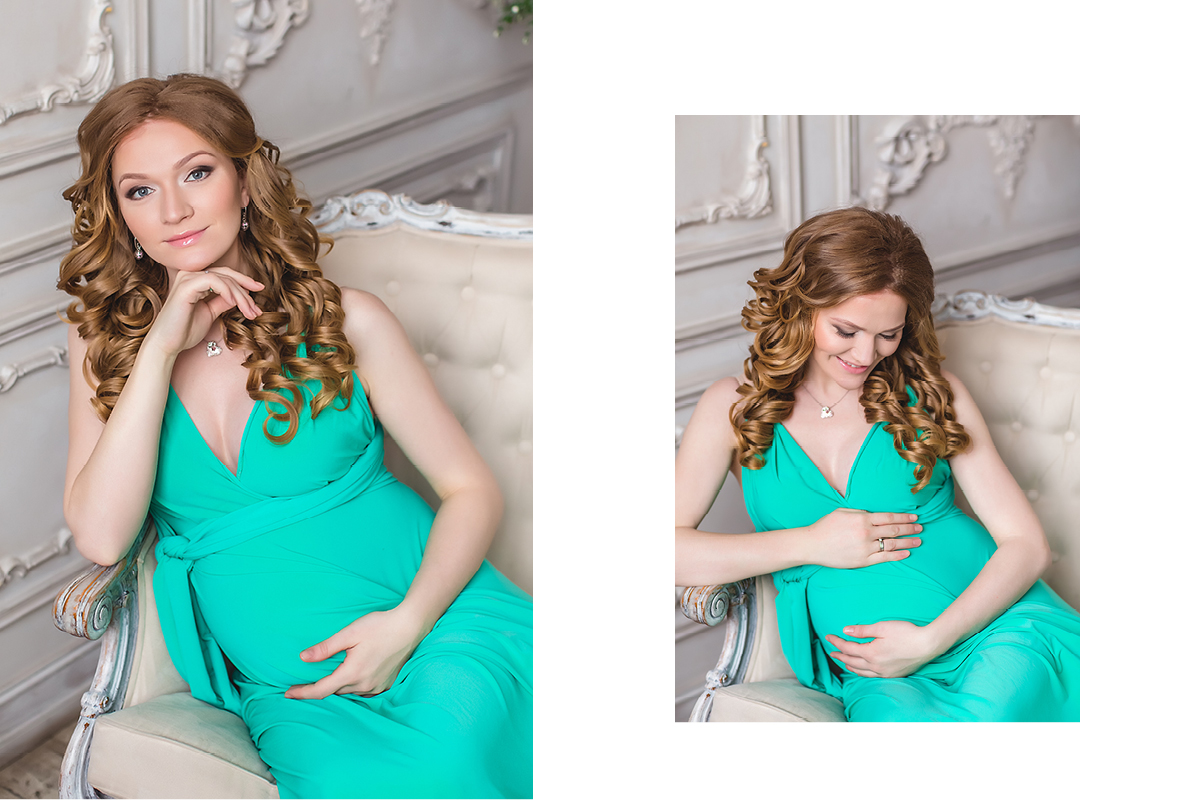 фотосессия беременных, в ожидании чуда