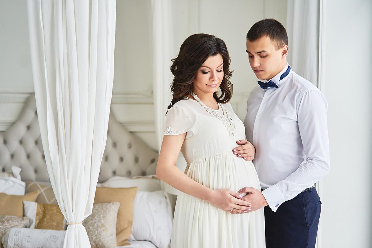 Сон бывшая жена мужа беременная 93