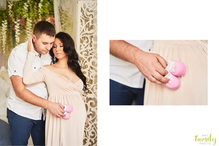 Идеи на фотосессию беременной с мужем 16